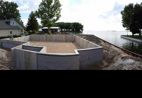 Rub-R-Wall is a 100% rubber  waterproofing membrane