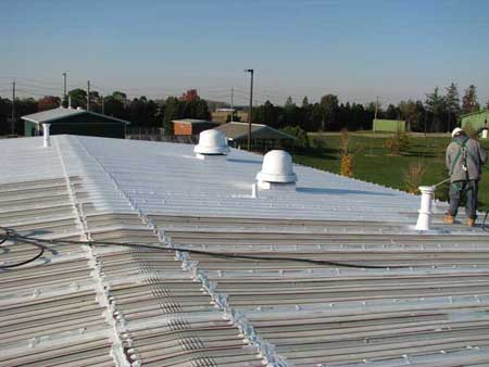 TOPPS SEAL™ System 1000 Metal Roof Upgrade